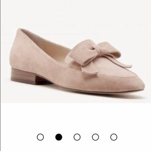 Nwt 10 Sole society rose suede loafer